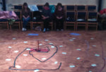 prayer labyrinth two